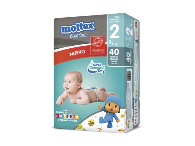 3 meses de pañales Moltex gratis Imagen