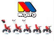 Triciclo Urban Trike Soft de Moltó Imagen