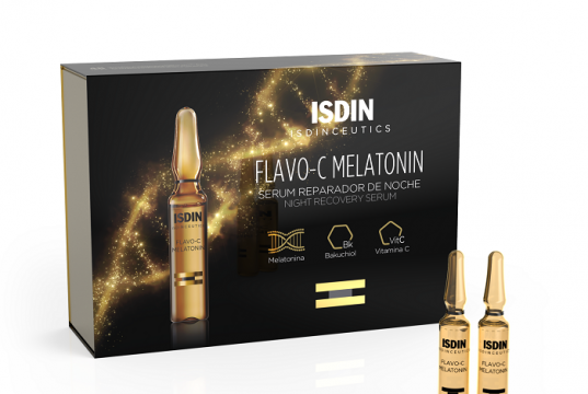 Serum de noche Flavo-C Melatonin