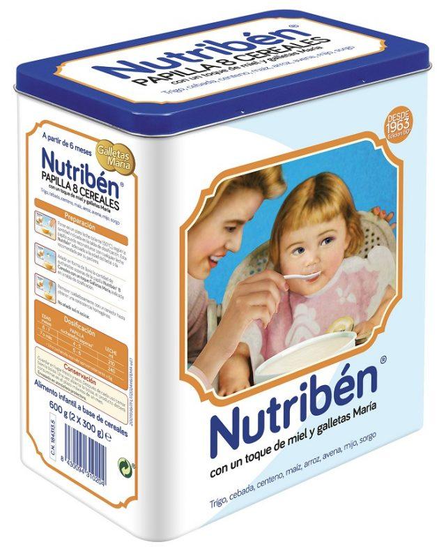 Lata vintage Nutribén®