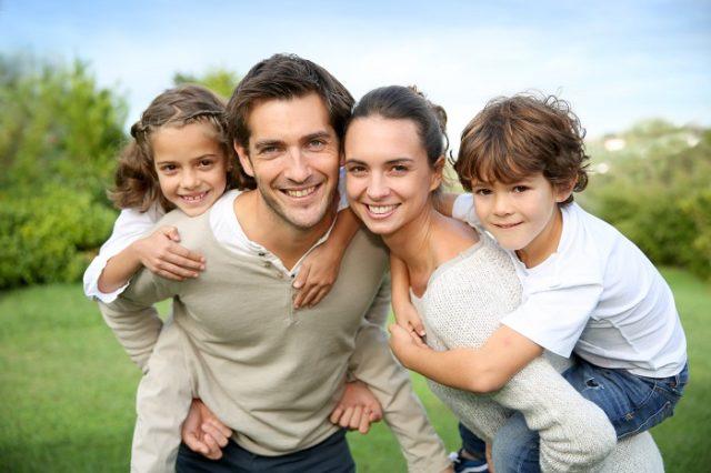 Los niños deben criarse con mucho amor. (Foto Shutterstock).