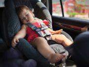 Los asientos traseros, los más seguros: Foto: Shutterstock