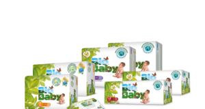 Línea Bio Baby de Moltex.