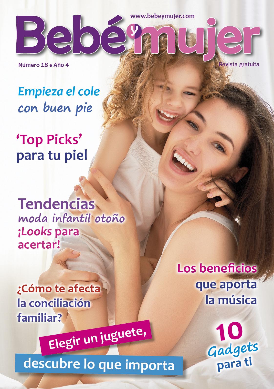 Revista 18 Imagen