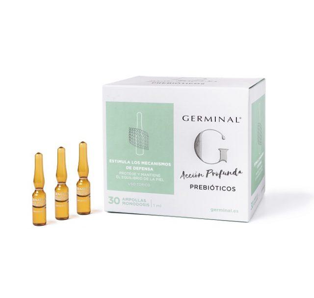 Las nuevas ampollas de Germinal.