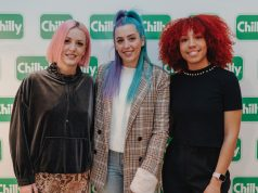 Sweet California rompiendo 'tabús'.