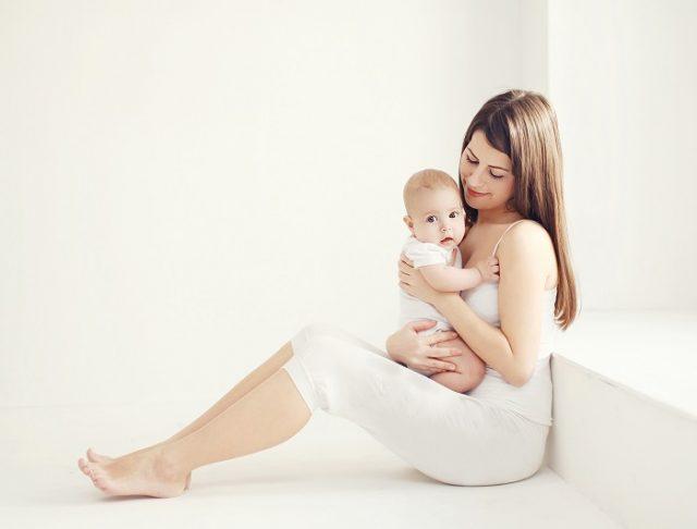 Después del parto, todas las mujeres quieren recuperar su figura. Foto: Shutterstock