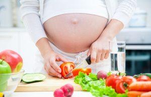 Come sano durante tu embarazo. Foto: Shutterstock