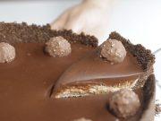 Tarta Ferrero Rocher Imagen