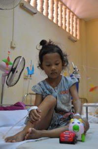 Chicco, junto con la Fundación Mission Bamabini, realizan el programa La Felicidad ca de un corazón a otro.