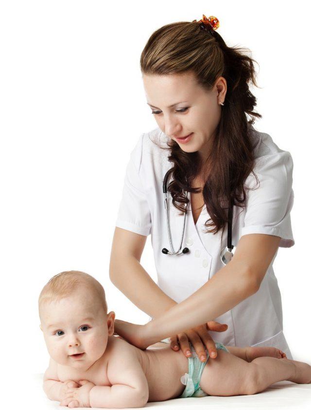 La piel del bebé es muy delicada.Foto: Shutterstock