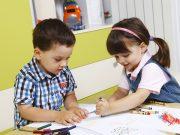 Educar en igualdad en la escuela infantil desde el respeto. Foto: Shutterstock